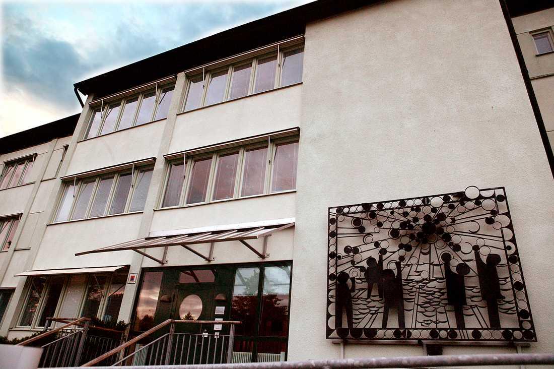 Karsuddens sjukhus. Arkivbild.