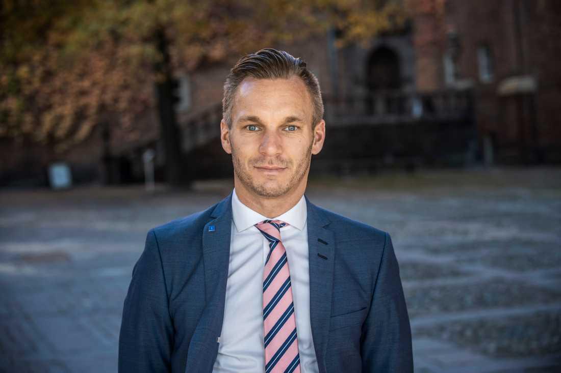 Erik Slottner (KD).