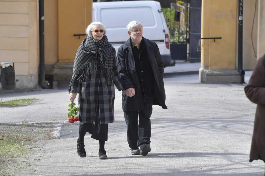 Carl-Johan och Marianne Lindberg De Geer.