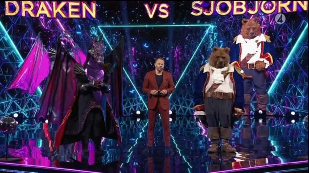 Sjöbjörnen går direkt till semifinalen.