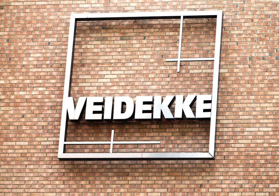 Det norska byggföretaget Veidekke sprängde utan tillstånd. Arkivbild.