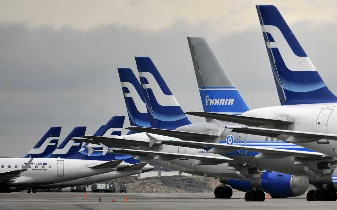 När praxis för reklamationer på flyg ändrades ville Finnair kräva tillbaka ersättning de redan betalat ut.