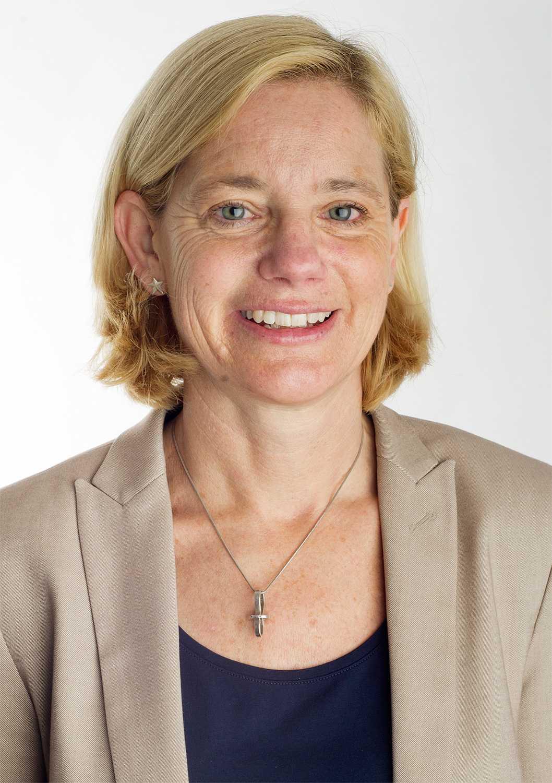 Marika Hjelm Siegwald, kommunikation- och insamlingschef på Stadsmissionen.