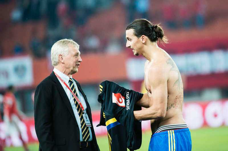 ...liksom Zlatan...