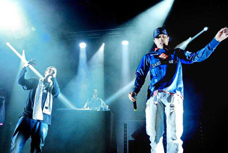 Yung Lean & Sad Boys under Where's The Music.
