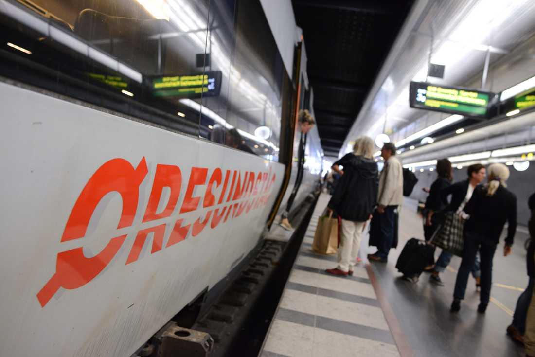 I rusningstid kommer det att vara fler tågavgångar mellan Malmö och Köpenhamn. Arkivbild.