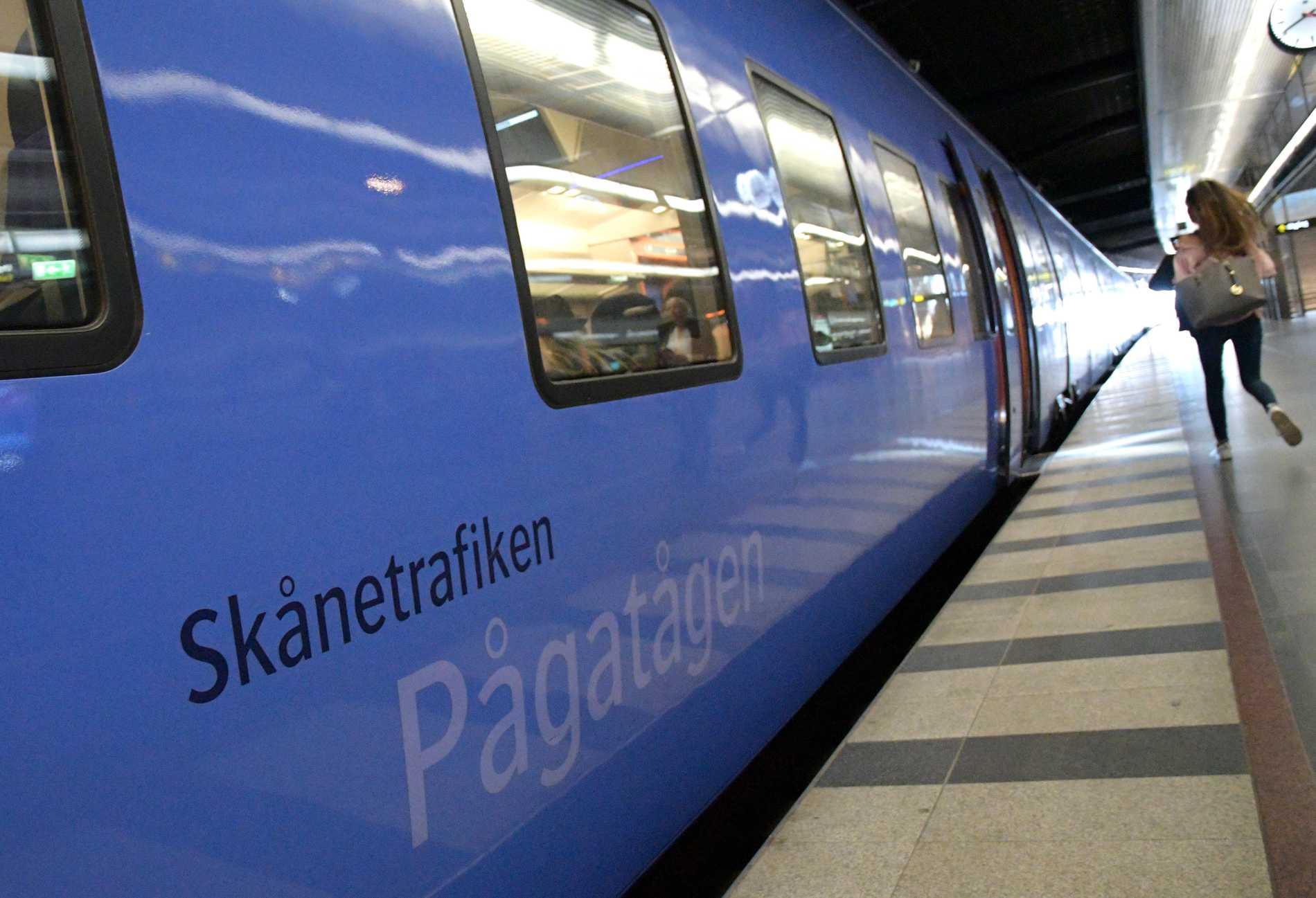 Il personale di Pågatågen a Skåne ha avuto grossi problemi a trovare il tempo per andare al bagno del personale.