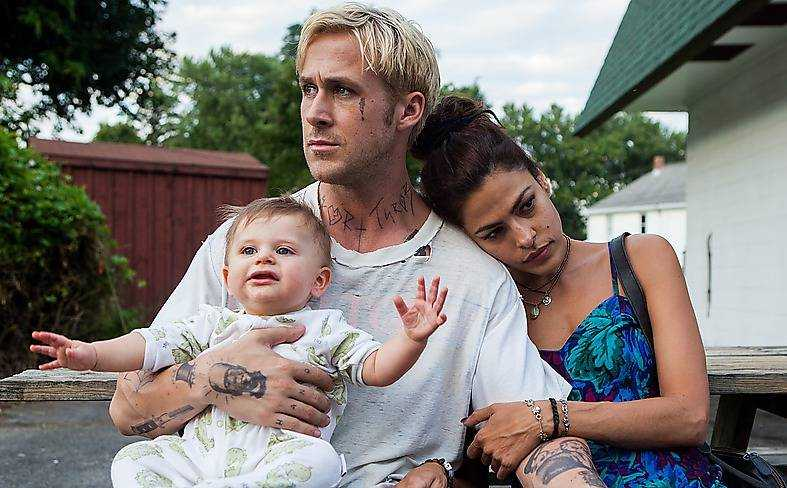 """""""The place beyond the pines""""."""