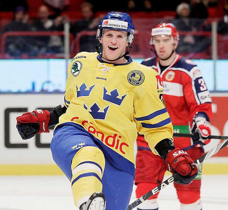 Tony Mårtensson satte 4-1.