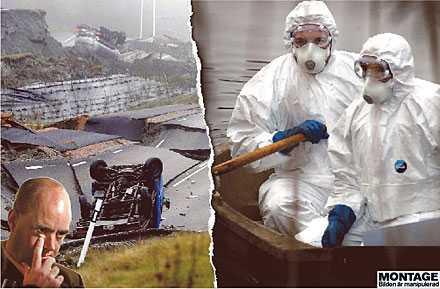 HOTEN FINNS KVAR Krisberedskapsmyndigheten varnar för bland annat hoten från smittsamma sjukdomar som fågelinfluensan och klimatförändringarna. Men från regeringen Reinfeldt dröjer beskeden.