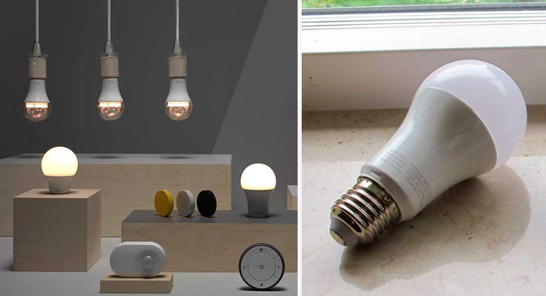 Ikeas smarta lampor – så står de sig mot marknadsledaren