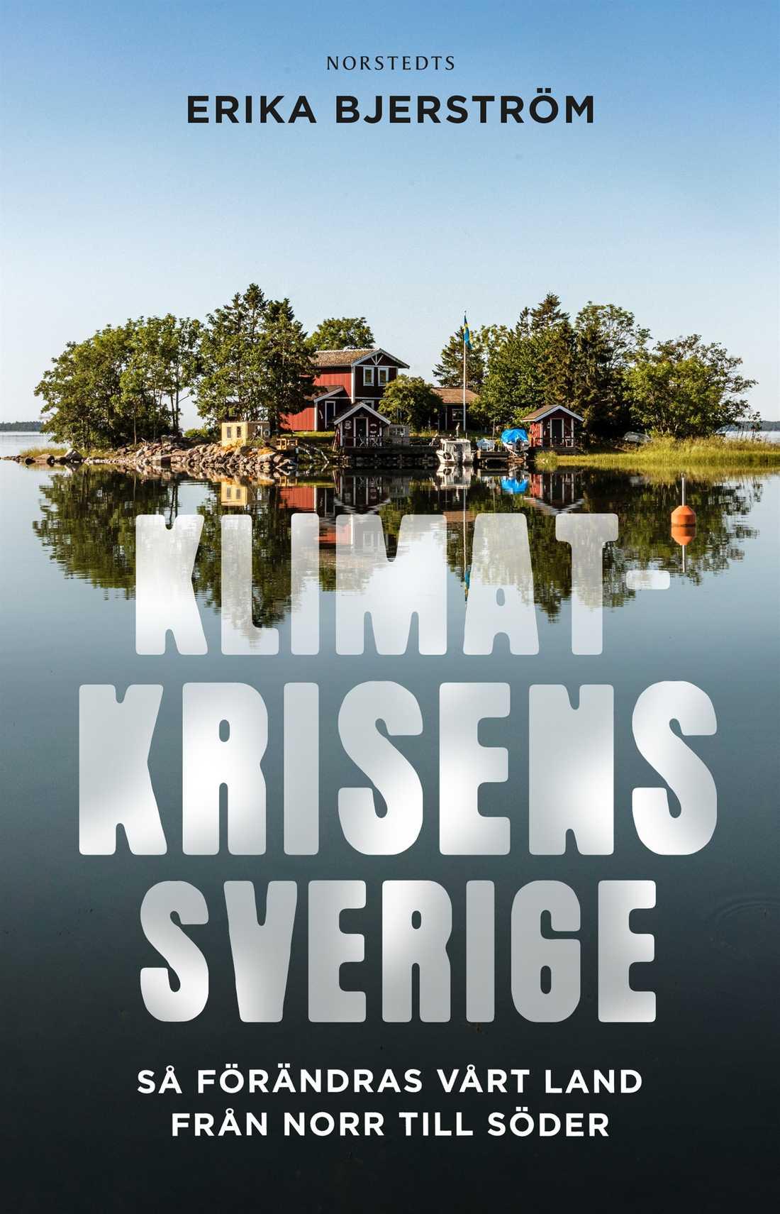 Erika Bjerströms nya bok.