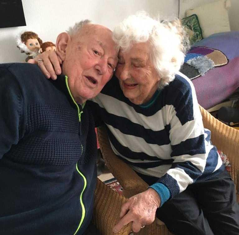 Willy och Inge är kära
