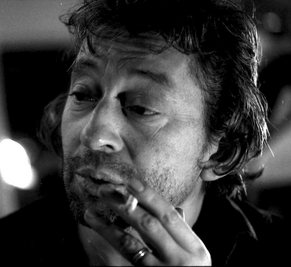 """""""Fulhet är i en mening överlägsen skönhet, för den står sig"""" – Serge Gainsbourg."""
