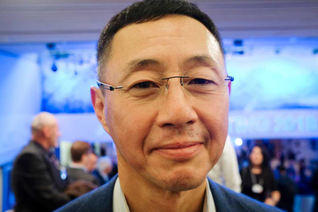 Tatsuo Kawasaki, grundare av det japanska investmentbolaget Unison Capital, reagerade på att Donald Trump i sitt Davostal öppnade för handelsavtal med de så kallade TPP-länderna.