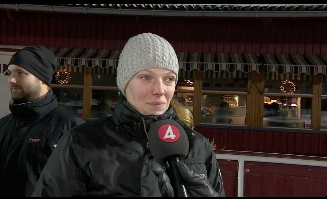 Malin A Karlsson.