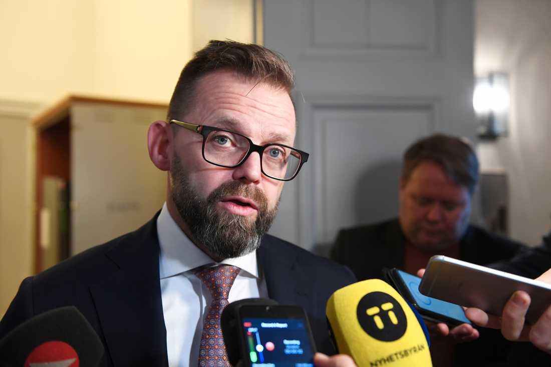 Kulturprofilens försvarsadvokat Björn Hurtig hävdar att han och åklagaren använder samma typ av bevisning. Arkivbild.