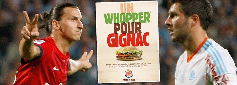 Burger Kings Whopper-kampanj.