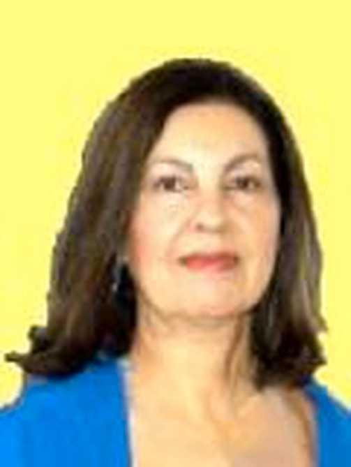 Aliki Hadji, Greklands ambassadör i Sverige.