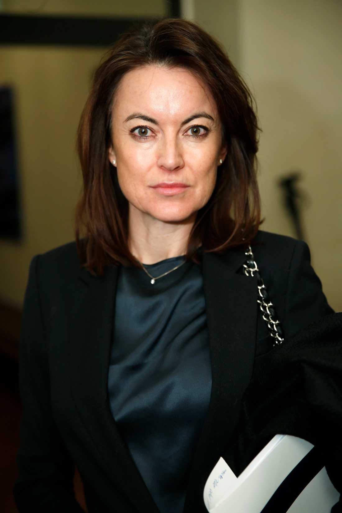 Mannens försvarsadvokat Hanna Lindblom.