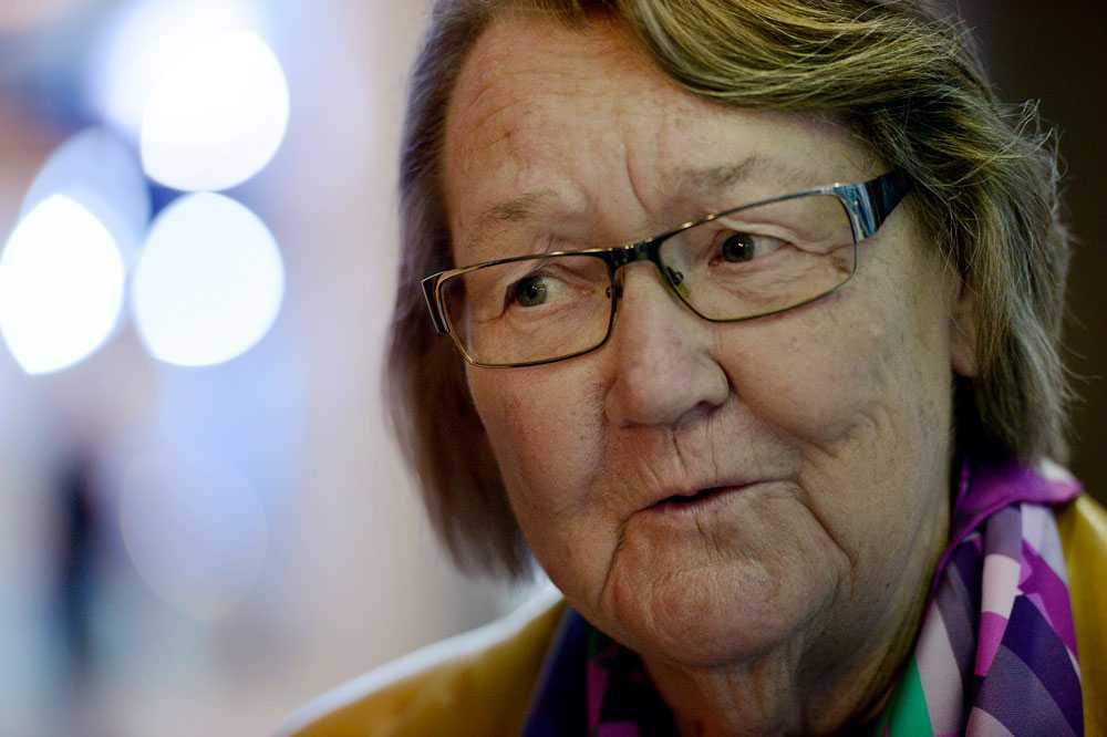 Marit Paulsen, 74, Folkpartiet