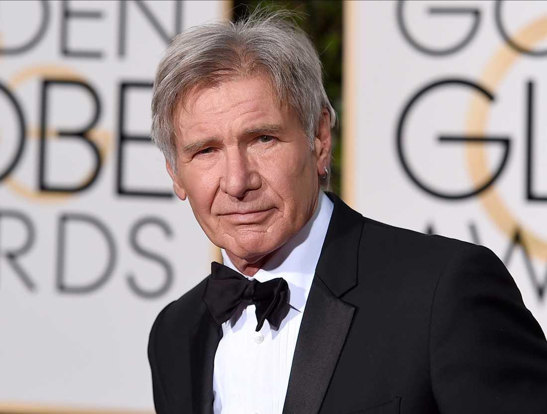 """Harrison Ford handplockade regissören till """"Blade runner 2049"""""""