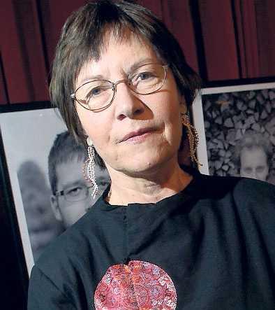 Författaren Eva Adolfsson avled nyligen. Hon blev 67 år.