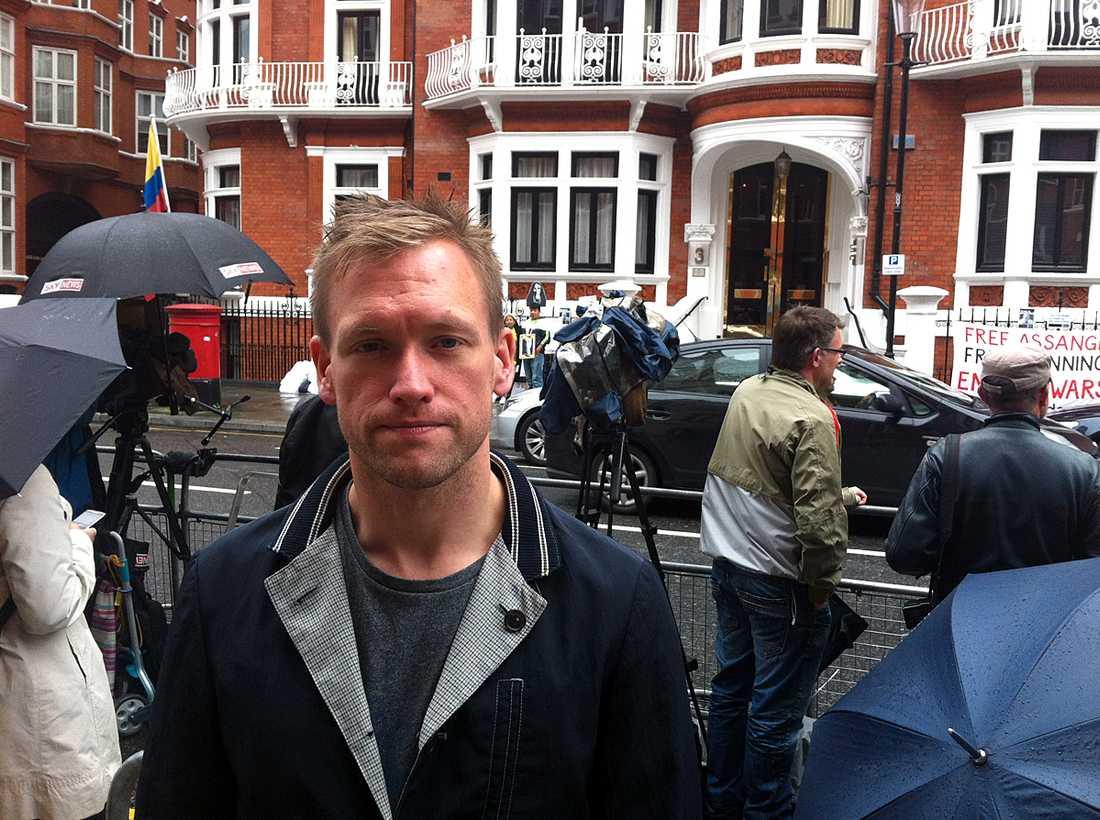 Aftonbladets Torbjörn Ek rapporterar från London - tillsammans med andra reportrar från hela världen.