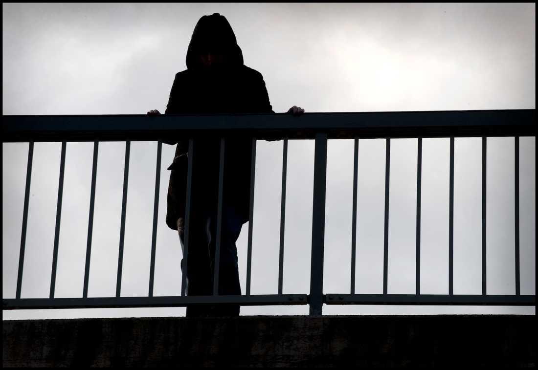 Antalet självmord i USA har ökat dramatiskt sedan andra världskriget. Arkivbild.