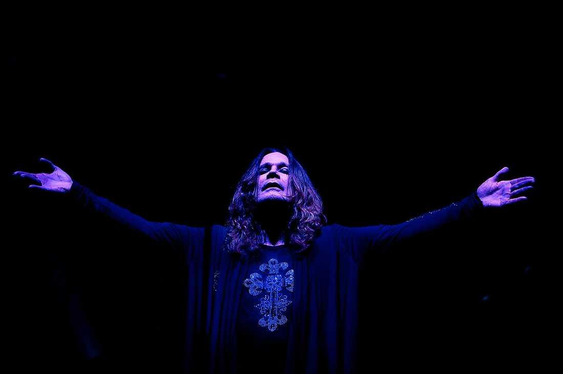 Ozzy Osbourne spelar på Sweden Rock i Sölvesborg den 8–11 juni.