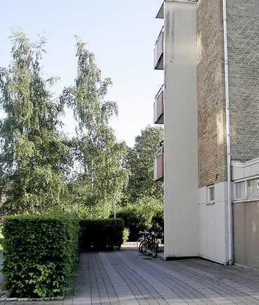 slog med påkar På Vendelfridsgatan i Malmö kidnappades en man i lördags eftermiddag.