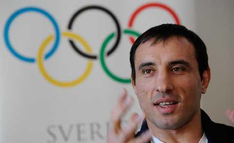 REDO FÖR LONDON Ara Abrahamian ska försöka kvala in till OS i London i augusti. Han har tre chanser under att kvala under våren.