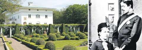 4215f486f403 Ville ha det som på capri Victoria av Baden ville att Solliden skulle likna  hennes vän
