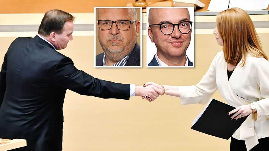 Ingångsavdraget är tillfälligt stoppat – återuppväck det inte. Sverige har inte råd men skatteslöseri och nyliberala villfarelser, skriver Karl-Petter Thorwaldsson och Torbjörn Hållö från LO.