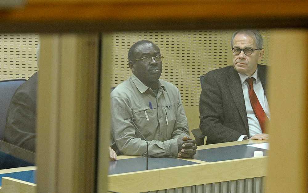 Stanislas Mbanenande har dömts till livstids fängelse.