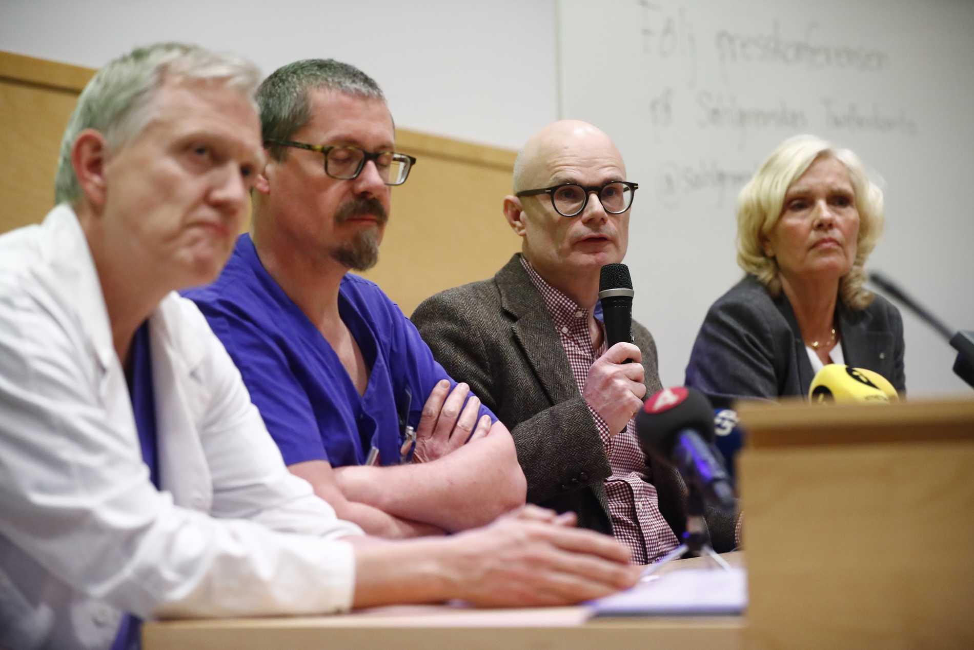 Segersviten bröts senast för Linköping Universitet