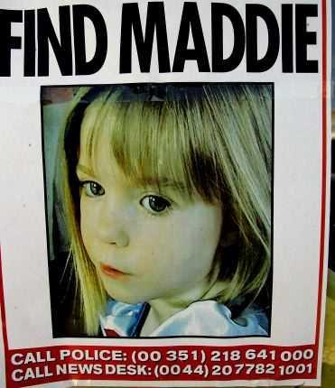 Människor över hela världen har engagerat sig i sökandet efter Madeleine McCann.