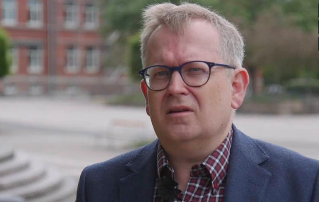 Jörgen Lundälv är mycket kritisk mot polisjakter på barn: Behäftat med stora risker