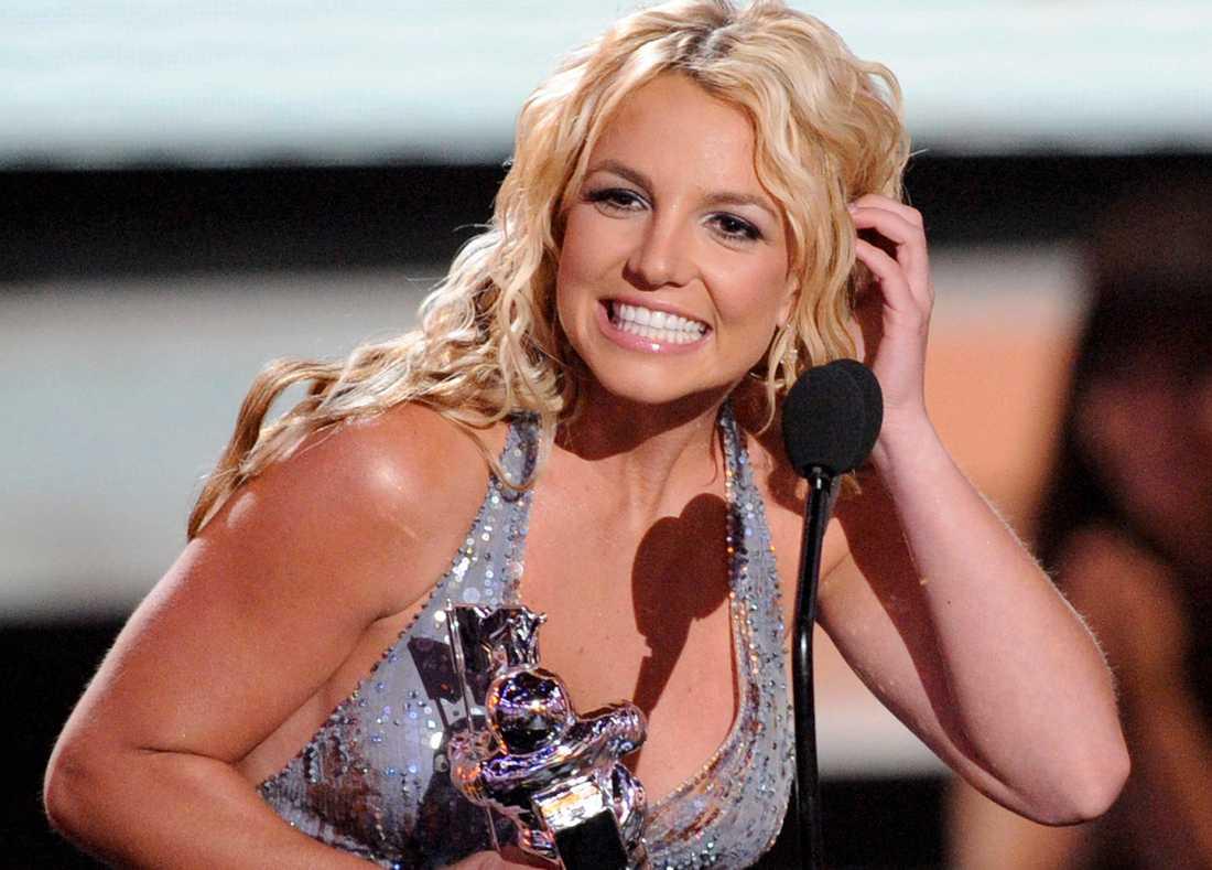Britney Spears 2008