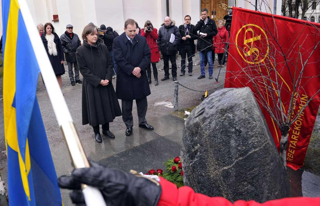 I dag är det 26 år sedan Olof Palme mördades.