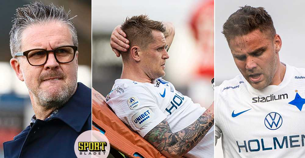 Trippla skadesmällar när IFK Norrköping tappade poäng