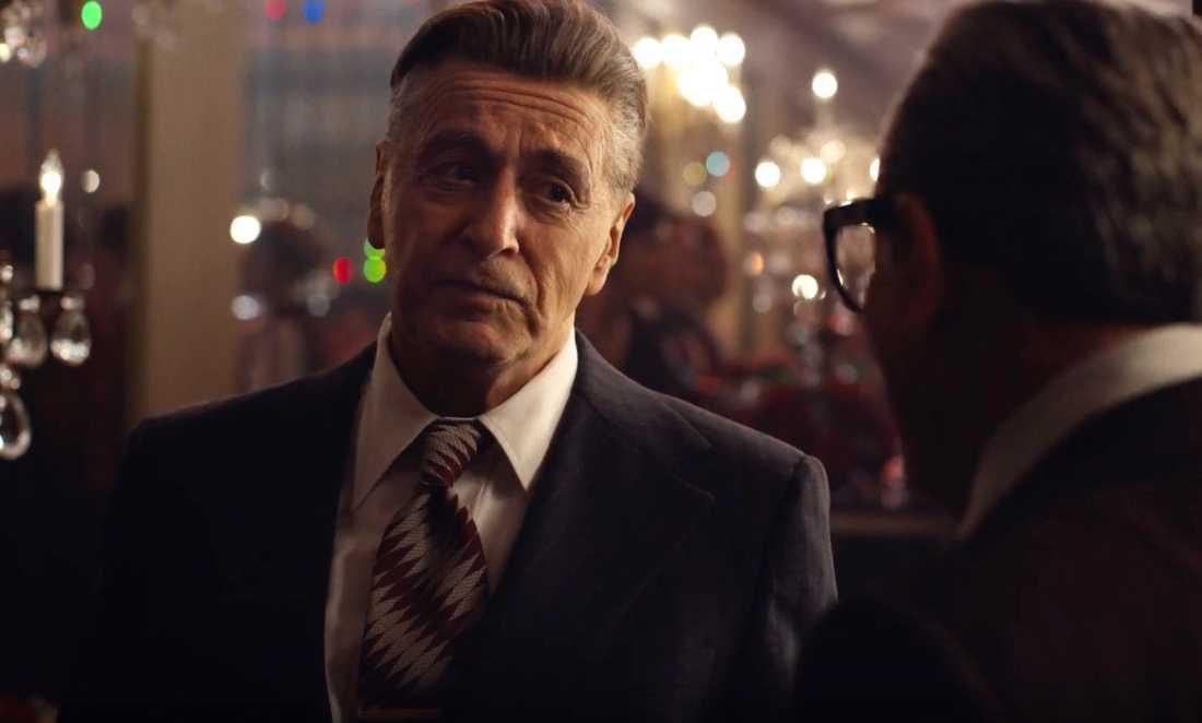"Al Pacino i ""The Irishman""."
