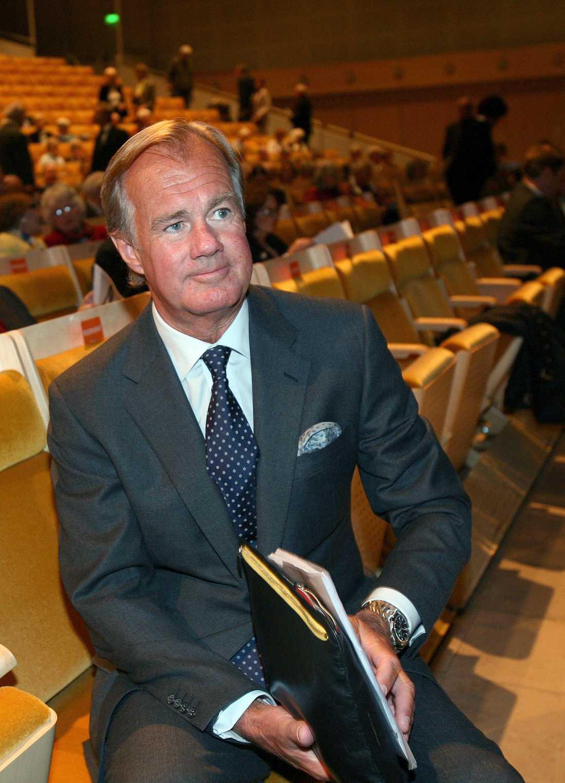 H&M-miljardären Stefan Persson.