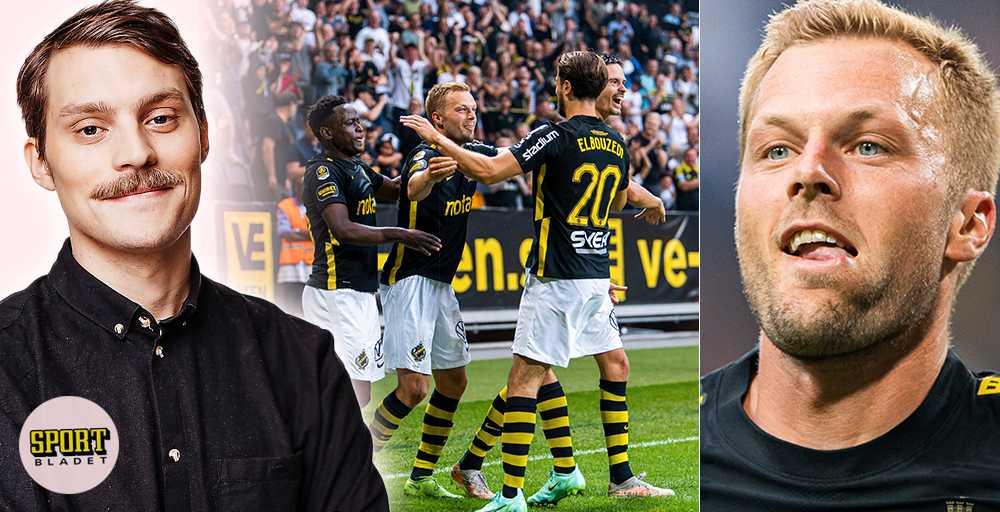 """Ett levande """"komma ur fängelset""""-kort för AIK"""