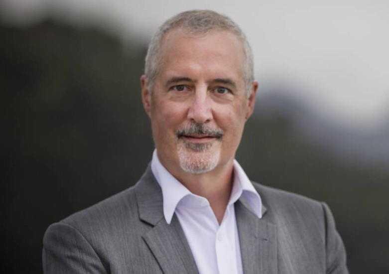 Kevin Noone, klimatforskare vid Stockholms universitet