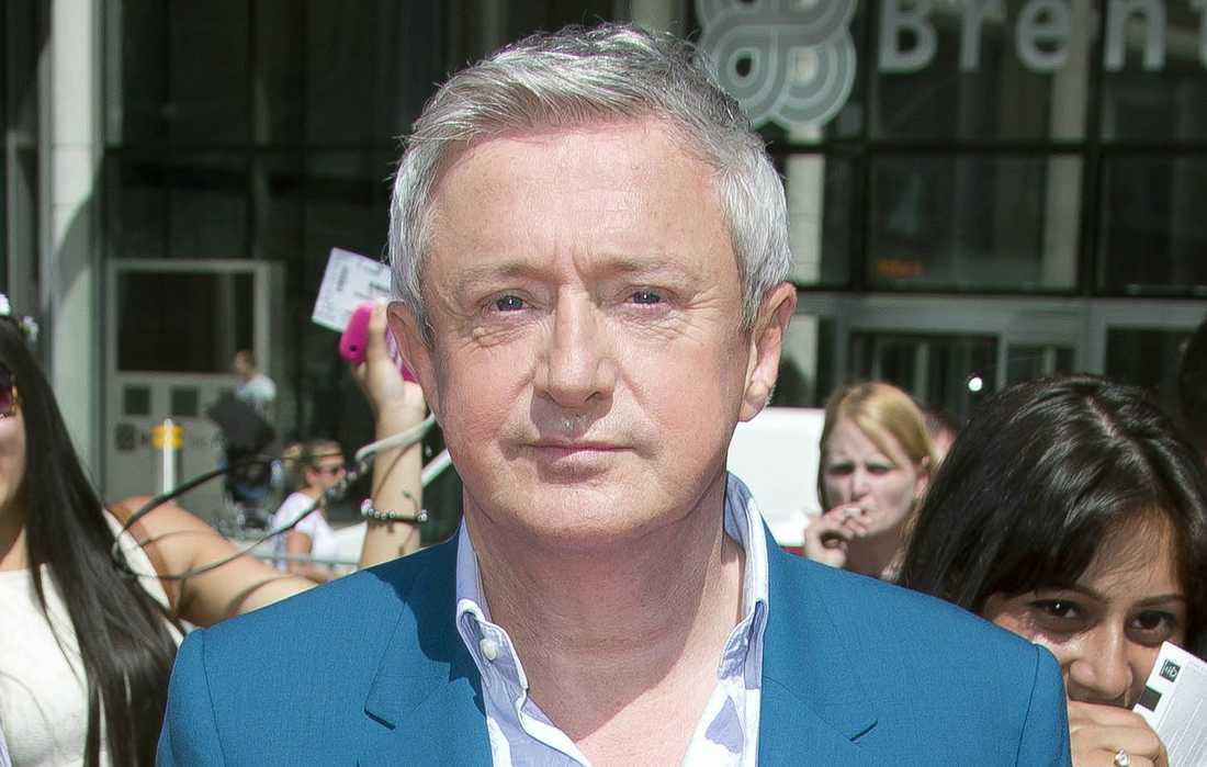 Louis Walsh.