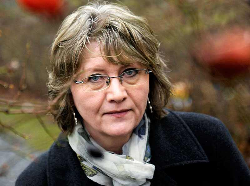 stieg larssons sambo släpper bok Eva Gabrielsson lämnades helt utan arv när hennes sambo Stieg Larsson dog.