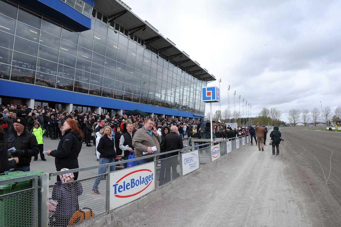VM i V75 inleds nu på lördag, 21 oktober, med den första omgången på Örebro.