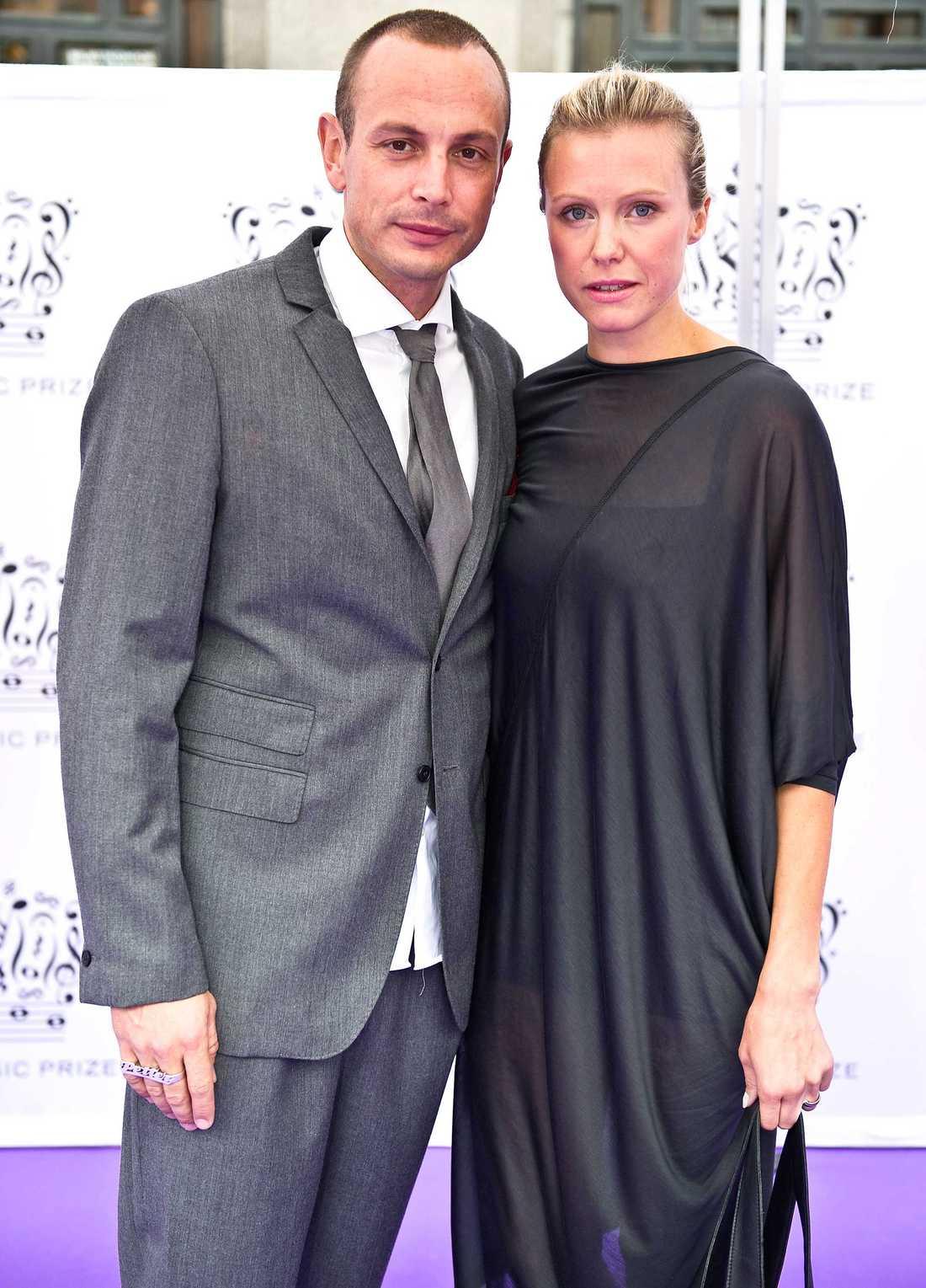Petter och Michaela Askergren.