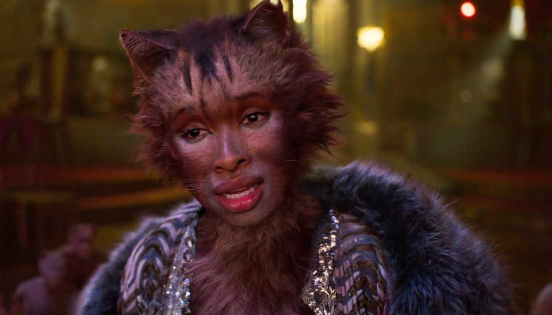 "Jennifer Hudson i ""Cats""."